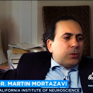 Dr. Mortazavi on KABC news TV