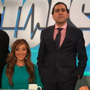 dr Mortazavi on the doctors show TV