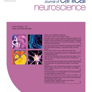 journal of clinical neuroscience vol.32